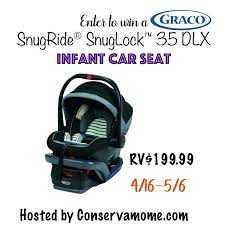 car seat graco car seat 35 snugride infant giveaway the anti instruction manual