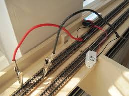 dcc and electrical system german160 by trai n master as this was my first time wiring and ering the connections to the rails i must say i did a pretty rough work thank god it was just the hidden tracks
