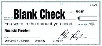 Blank Bank Cheque Min The Check Template Draft Microsoft
