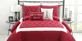 red and white comforter ideas metal outdoor patio dining set black minnie mouse red and white comforter