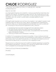 Example Of Executive Cover Letters Cover Letters For Executives Mechanical Engineer Cover Letter