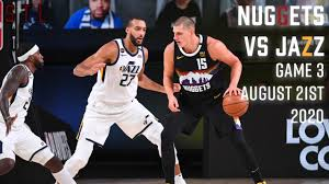 Nuggets vs Jazz HIGHLIGHTS Full Game | NBA Playoffs Game 3 August 21, 2020  - YouTube