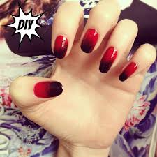 impressive designs red black. Impressive Use Our Halloween Nail Art Tutorial To Create This Femme Fatale Worthy Design We Used Classic Red And Black Paired With Studded Details Designs