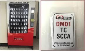 Vending Machines That Take Tokens Interesting One Dental Vending Machine And Token Download Scientific Diagram