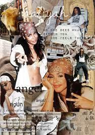 Aaliyah Wallpaper