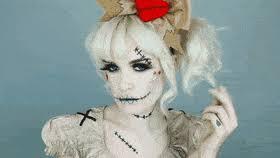 voodoo doll makeup tutorial ft spirit atleeeey atleeeey makeup tutorial