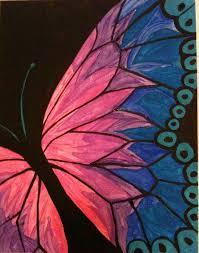 easy acrylic painting ideas pin it like image art