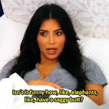 Kim Kardashian Quotes Best Kim Kardashian Funny GIFs POPSUGAR Celebrity