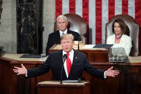 Top 6 Catholic takeaways from President Trump's State of the Union address  | America Magazine