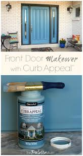 front door curb appealFront Door Makeover with Curb Appeal  The Palette Muse