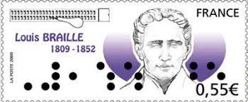 """Résultat de recherche d'images pour """"louis braille"""""""