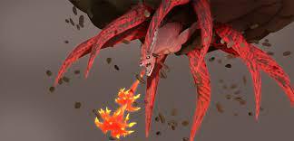 ArtStation - Kurama Kyuubi Naruto 8 Tails, @ERodrigo _11