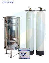 Hệ thống thiết bị lọc nước giếng khoan gia đình CTH C2 250