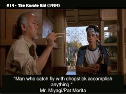 Karate Kid Quotes Custom Best Movie Quotes48