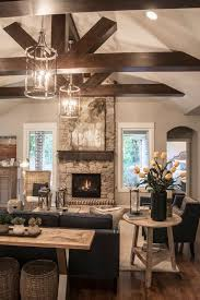 How I Found My Style Sundays- The Enchanted Home. Wood BeamsFaux Ceiling ...