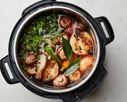instant pot vegetable stock recipe