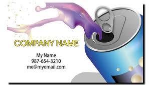 Business Card Vending Machine Custom Soda Machine Vending Route Business Cards Full Color Business Card