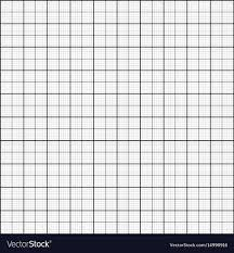 Graph Paper Coordinate Paper Grid Royalty Free Vector Image