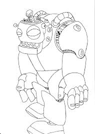 Small Picture Plants Vs Zombies Coloring Pages GetColoringPagescom