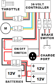 razor pocket rocket modifications 24 volt transformer hvac wiring at 24 Volt Control Wiring