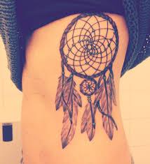 Cute Dream Catcher Tattoos dreamcatcher tattoos on ribs right i have a dreamcatcher tattoo 39