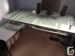 office desk with shelf. Unique Desk EQ3 Glass Office Desk Wreturn And Shelf For Printer  And Desk With Shelf