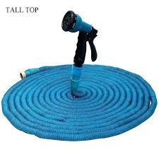 100 ft garden hose original high quality expandable magic image