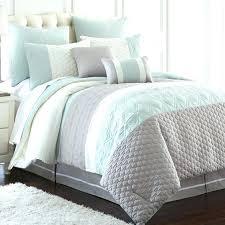 blue and gray comforter sets kg light intended for designs 19