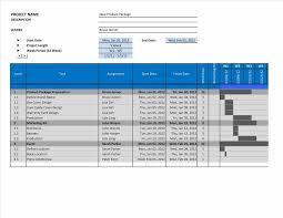 Wbs Gantt Chart Template Excel Template Free