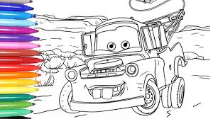 Small Picture DISNEY CARS 3 Disney Cars Coloring Pages Learn Colors for Kids 1