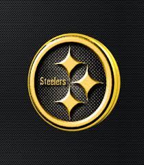 pittsburgh steelers logo wallpaper sf