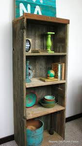 Reclaimed Wood Projects Beyond The Picket Fence Project Challenge Reclaimed Wood