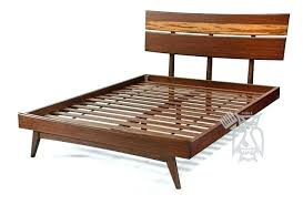 exotic bedroom furniture. Azara Bedroom Solid Bamboo Wood Bed In Sable Finish With Exotic Tiger Accents Choose Queen Furniture