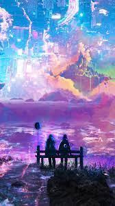 Fantasy Digital Art Sky Landscape 4K ...