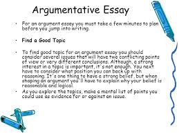 writing skills argumentative essay mr havlicek ap language and  2 argumentative