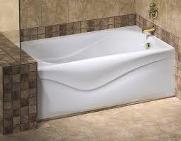 how to install an acrylic bathtub ideas