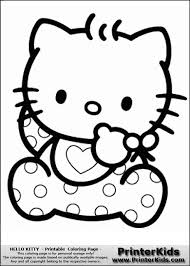 Small Picture Hello Kitty Coloring Pages That You Can Color Online Coloring