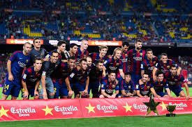 Fc Barcelona 2014 2015 Depth Chart And Kit Numbers Barca