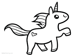 Unicorn Head Drawing Easy At Getdrawingscom Free For Personal Use