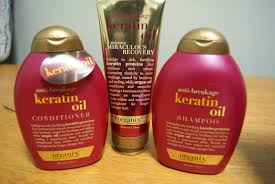 is keratin oil shampoo good for your hair