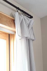 Paint Drop Cloth Curtains Drop Cloth Curtains Reviewed Part 1 Bellewood Cottage