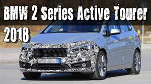 2018 BMW 2 Series Active Tourer Plugin Hybrid Facelift  YouTube
