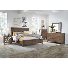 king bedroom sets. Contemporary Sets Audrey 6piece Cal King Storage Bedroom Set To Sets T