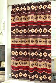 red and brown shower curtain red brown cream curtains full size of shower and red shower red and brown shower curtain