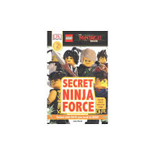 DK Readers L2: The Lego(r) Ninjago(r) Movie: Secret Ninja Force - (DK Readers  Level 2) (Paperback) | Lego ninjago movie, R movie, Paperbacks