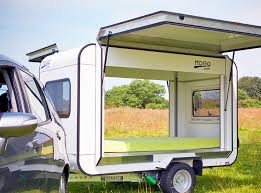 Small Picture Tiny Mogo Freedom trailer transforms into a camper for two