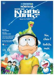 Review nhanh Phim Doraemon: Nobita Và Những Bạn Khủng Long Mới