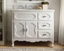 cottage style bathroom vanities. 42\u201d Victorian Cottage Style White Knoxville Bathroom Sink Vanity Model GD-1509W-42 Vanities I