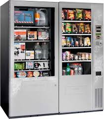 Vision Vending Machine Beauteous JOFEMAR VISION