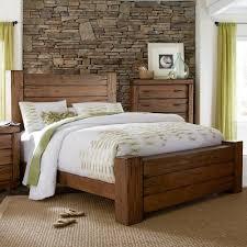 rustic queen bed. Beautiful Rustic Progressive Furniture Maverick Rustic Queen Panel Bed With Softened Corners Inside
